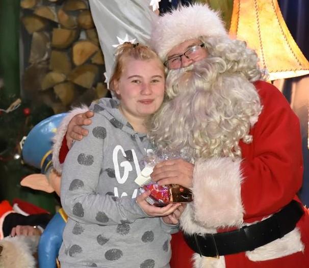 Z wizytą u świętego Mikołaja