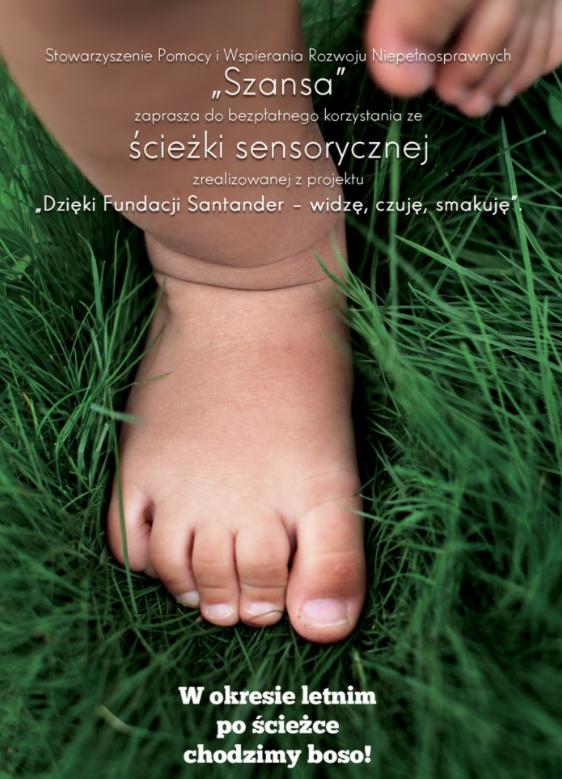 Ścieżka Sensoryczna